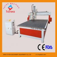 Wholesale 1200 x 1800mm CNC Wood router with High Z axis travle  TYE-1218 from china suppliers