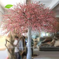 Two Become One Decorative Trees: GNW BLS014-7 Decorative Cherry Trees Indoor Artificial