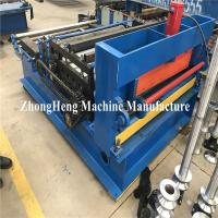 Wholesale Automatic Cold Roll Forming Machine , 1300mm Width Steel Sheet Leveling Machine from china suppliers
