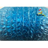 Quality Kitchen application aluminum laminated with the polyester blue flexible ducting for sale