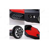 Wholesale Two Wheel Self Balancing Scooter , 2 Wheel Self Balancing Electric Vehicle from china suppliers