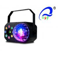Wholesale 6 x 3W RGBWAV + 8 x 1W RGBA LED's  Gobo Effect, Strobe/Chase and Laser effect from china suppliers