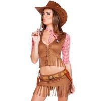 Wholesale Plus Size Sexy Cowgirl Party Adult Costumes , Halloween Costumes For Girls from china suppliers