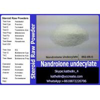 Wholesale Steroid Powder Nandrolone undecylate / Nandrolone Undecanoate Hormone CAS 862-89-5 from china suppliers
