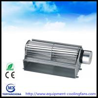 Wholesale 420Mm Aluminum Cross Flow Fan 12v 24v Dc Tangential Blower Fan Low Noise from china suppliers