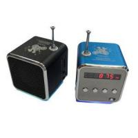 Wholesale Cute Speaker for SD/TF FM Radio Change Play with Digital Display (TM-26) from china suppliers