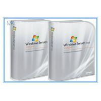 Wholesale Microsoft Windows Server 2008 Versions Standard includes 5 clients English Activation Online from china suppliers