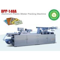 Wholesale Health Supplement Capsule Plastic Alu  Blister Packing Machine from china suppliers