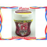Wholesale No Sugar Fresh Breath Mints , Pink And White Candy Multi Ingredients from china suppliers