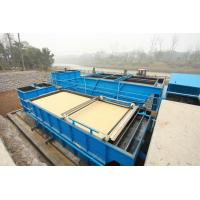 Wholesale High Capacity Hydraulic Dissolved Air Flotation Equipment DAF  In Wastewater Treatment from china suppliers