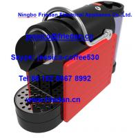Buy cheap Customized Single Brewer capsule coffee machine from wholesalers