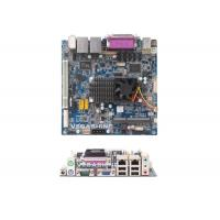 Wholesale 6 COM MINI-ITX Motherboard , Intel Atom™ Dual-core Processor D525 Industrial Mainboard from china suppliers