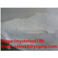 Wholesale 99.9% purity GW-501516 Cardarine Anabolic SARMS Selective Androgen Receptor Modulators 317318-70-0  Increasing Endurance from china suppliers