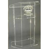 Wholesale Manufacturer supplies acrylic lectern from china suppliers