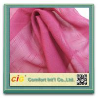Wholesale Crystal Curtains Sheer Fabrics Contemporary Curtain Fabric Tear-Resistant and Durable from china suppliers