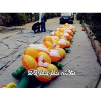 Wholesale Inflatable Flower Chain for Wedding, Air Flower String for Party and Stage from china suppliers