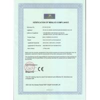 Wuxi Yuanding Science And Technology Co., Ltd Certifications