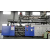 Quality Chemical Stacking Barrels Extrusion Blow Molding Machine / Blow Molding Equipment for sale