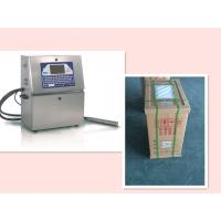 Wholesale Continuous Small Character Inkjet Printer For Batch Coding / Expiration Date CE & ISO 9001 from china suppliers