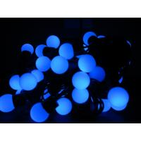 Wholesale led ball string light for decoration from china suppliers