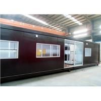 Wholesale Environment friendly Light Steel Structure House for Coffee Container House from china suppliers