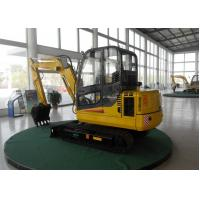 Quality Yanmar Engine Mini Hydraulic Attachments Excavators 5530 Mm Max Digging Reach for sale