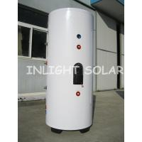 Big Capacity Indirect Solar Water Heater Tank With Double heat exchange