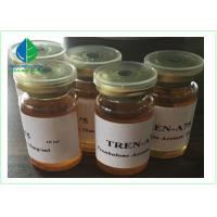 Wholesale Semi - Finished Injectable Anabolic Steroids Bodybuilding Oil Luquid Tren Ace 75mg / Ml from china suppliers