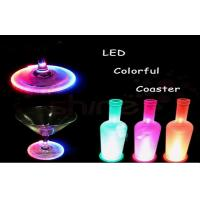 Wholesale Waterproof Cup Bottle Electroluminescent Products Led Drink Coaster For Bar from china suppliers