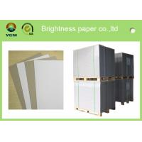 Wholesale Virgin Pulp Style Grey Back Duplex Board Paper Full Side SGS Certified from china suppliers