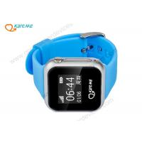 Wholesale Touch Screen Kids Tracker Watch / Child GPS Tracking Device LBS Real Time Location from china suppliers