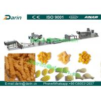 Wholesale Potato Starch 3D Snack Extruder Machine , biscuit making machine from china suppliers