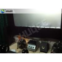 Wholesale Electronic 5D Theater Equipment 9 Seats 5D Cinema Luxury Motion Seat from china suppliers
