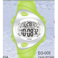 Wholesale Waterproof Womens Digital Watches , Quartz Wristwatch For Female from china suppliers