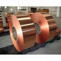 Wholesale Copper Foil for Cable Industry, Electronic and Mobile Device Parts from china suppliers