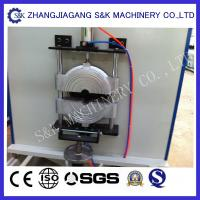 Quality Large Diameter Pipe Extrusion Machine SJ-80 80mm With Low Noise for sale