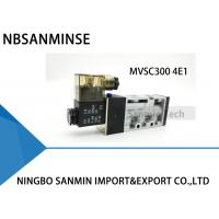 Wholesale NBSANMINSE MVSC Pneumatic Solenoid Valve Pneumatic Air Electro Valve from china suppliers