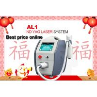 Wholesale 1064 YAG Laser Tattoo Removal Equipment , Dual Wavelengths Q Switched Nd 532 from china suppliers