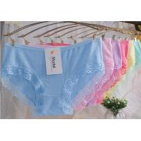 Wholesale New Women Modal Sexy Briefs Lady Comfortable Beautiful Briefs, Underwear  Hot Sale from china suppliers