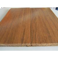 Wholesale Click lock Carbonized Strand Woven Bamboo Flooring from china suppliers