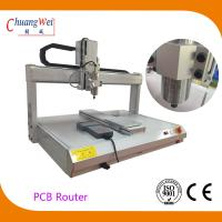 Wholesale 5000 rpm Spindle Desktop PCB Router Machine 650mm X 450mm Working Area from china suppliers