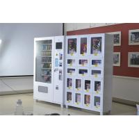 Wholesale Combination Adult product Purchasing Vending machine with 12in advert Screen from china suppliers