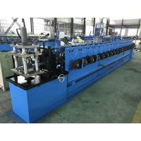 Wholesale Wall panel structure Solar Roll Forming Machine 18.5KW 1.5 - 2.5mm from china suppliers