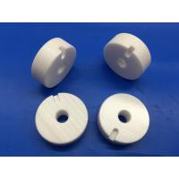 Wholesale Non Conductive Round Zirconia Machinable Ceramic Block / Beads / Insulator from china suppliers