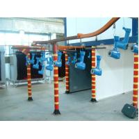 Wholesale Air Nail Gun Automatic Powder Coating Line With Tunnel Oven Multi - Spray Booth from china suppliers