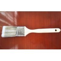 Buy cheap paint brush with filament, wooden handle from wholesalers
