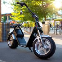 Wholesale Harley Style Personal Transporter 2 Wheel Electric Scooter Front And Rear Disc from china suppliers