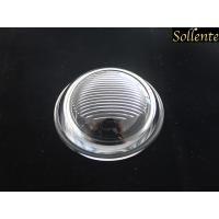 Wholesale 115 Degree Clear LED Glass Lens For High Power Tennis Court Area Lighting from china suppliers