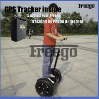 Wholesale Freego Auto Self Balancing Scooter , 2 Wheel Electric Chariot from china suppliers