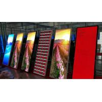 Wholesale Street conic lamp pole led screen display advertising billboard P2 P2.5 P4 P6 from china suppliers